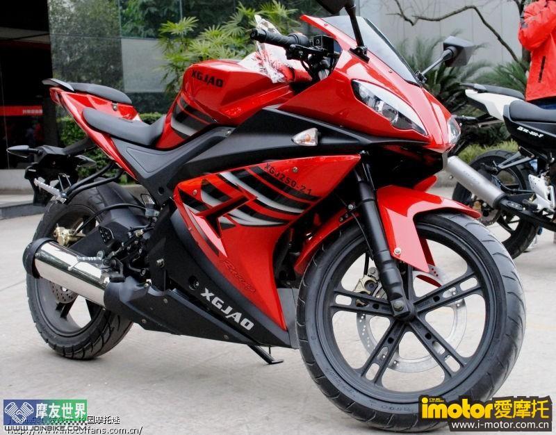 新感觉仿跑,宗申动力配套该车250发动机 摩托车论坛 摩托旅行 摩旅