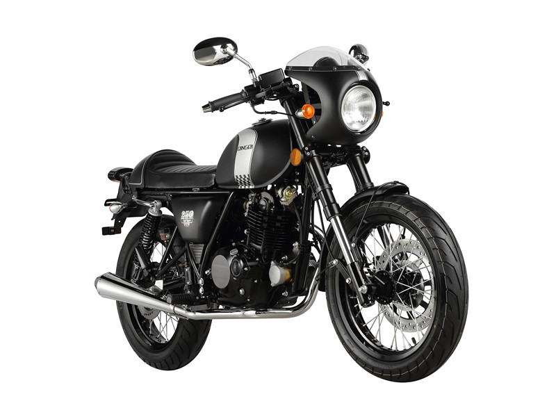 U-Zeal Cafe Racer250