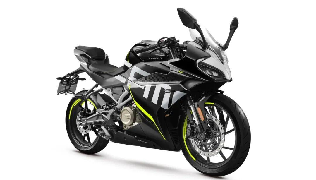 最强国产250cc跑车 春风250sr正式上市